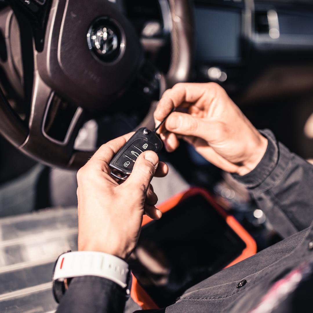 La reproduction de vos clés auto/moto