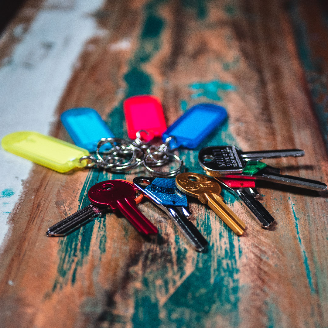 Double de clé, clé protégée, clé cassée : les démarches à adopter
